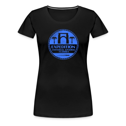 Expedition Universal Studios Florida - Women's Premium T-Shirt