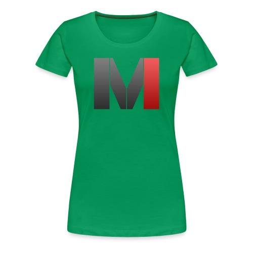 MrGank LOGO - Women's Premium T-Shirt