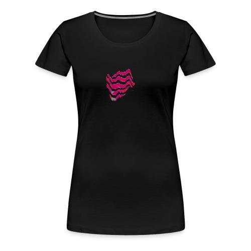 scratch - Women's Premium T-Shirt