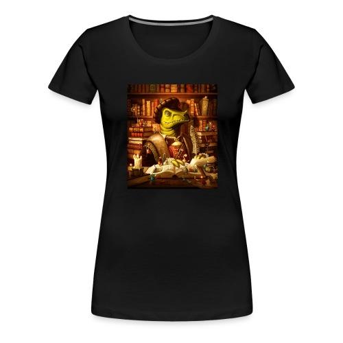 Hildegunst von Mythenmetz - Frauen Premium T-Shirt
