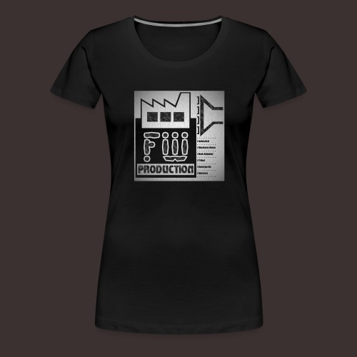 fw proNEW png - Frauen Premium T-Shirt
