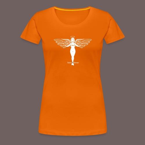 GBIGBO zjebeezjeboo - Rock - Saint [FlexPrint] - T-shirt Premium Femme