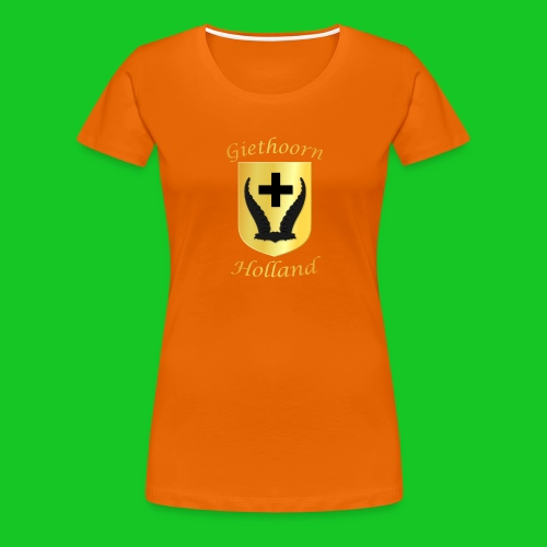 Giethoorn 2 - Vrouwen Premium T-shirt
