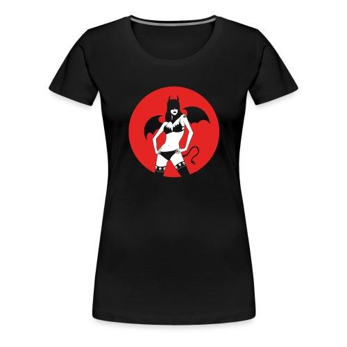 Demon Girl - T-shirt Premium Femme