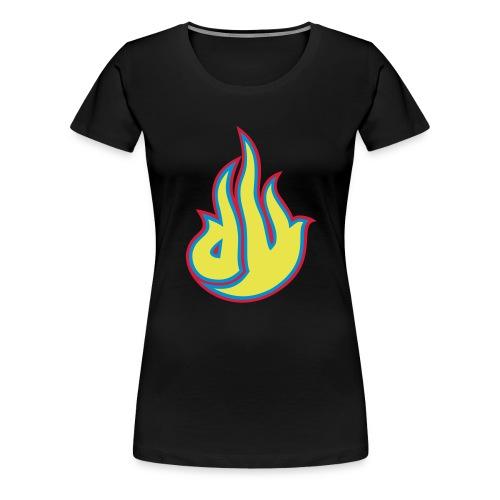 Tricolore - Vrouwen Premium T-shirt