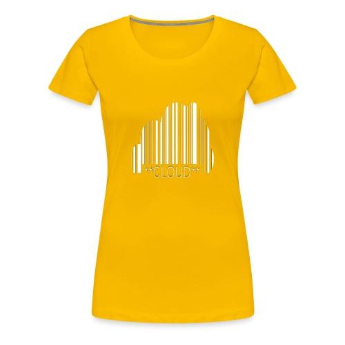 Cloud - Women's Premium T-Shirt