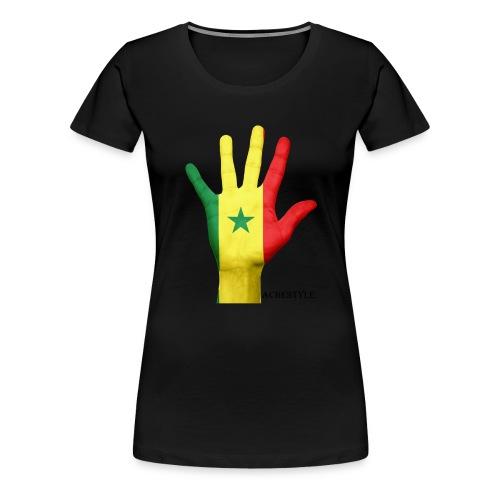 senegal - T-shirt Premium Femme