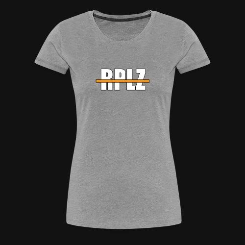 Rippelz - RPLZ - Frauen Premium T-Shirt