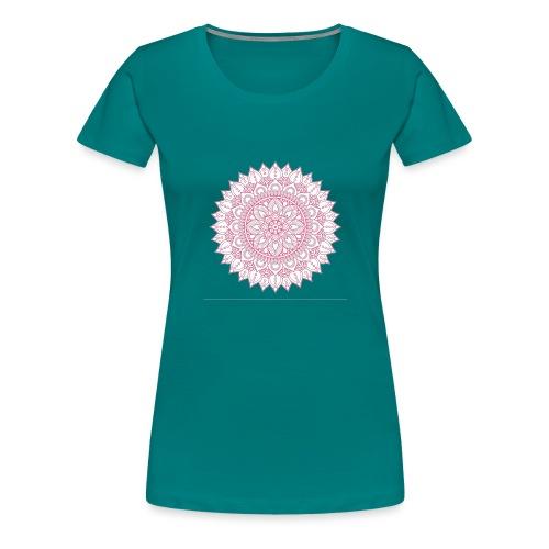 Mandala - Women's Premium T-Shirt