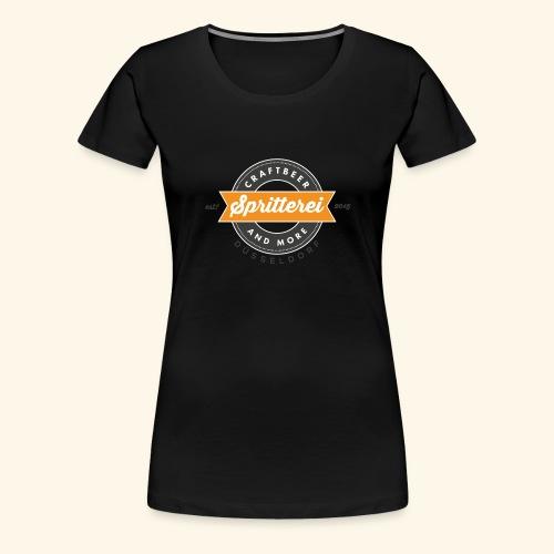 29 Spritterei LOGO 06 01 png - Frauen Premium T-Shirt