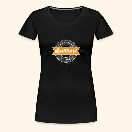 29 Spritterei LOGO 08 01 png - Frauen Premium T-Shirt