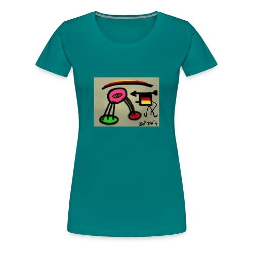 Bel Miro 3 - Women's Premium T-Shirt