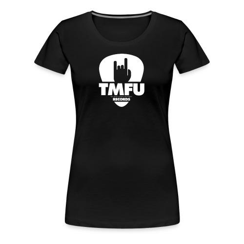 TMFU Records Logo Shirts - Frauen Premium T-Shirt