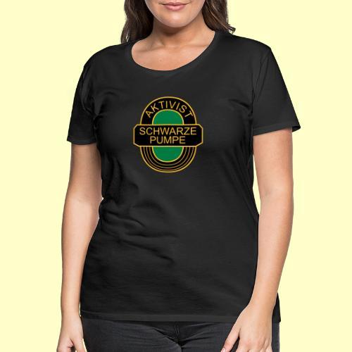 BSG Aktivist Schwarze Pumpe - Frauen Premium T-Shirt