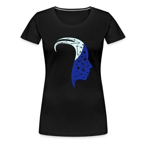 Lost in mind - Frauen Premium T-Shirt