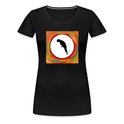Papagei - Frauen Premium T-Shirt