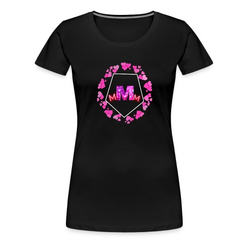 MeowwMegsieMoo - Women's Premium T-Shirt