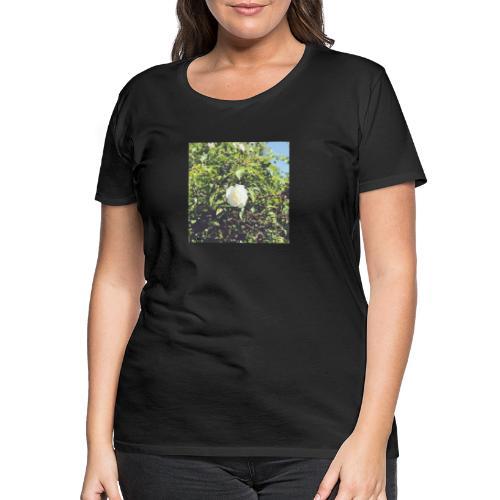 Boom Heidi White rose - Women's Premium T-Shirt
