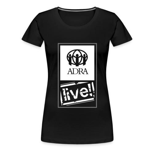 livelogo spreadshirt final cs2 - Frauen Premium T-Shirt
