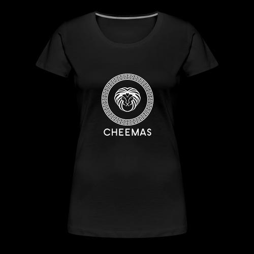 CHEEMAS - T-shirt Premium Femme