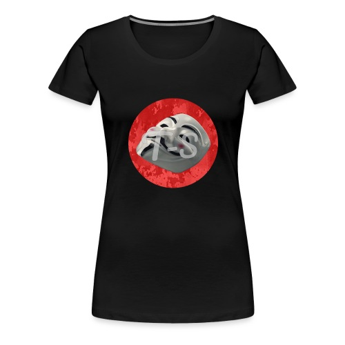 T Stash Gaming Logo - Women's Premium T-Shirt