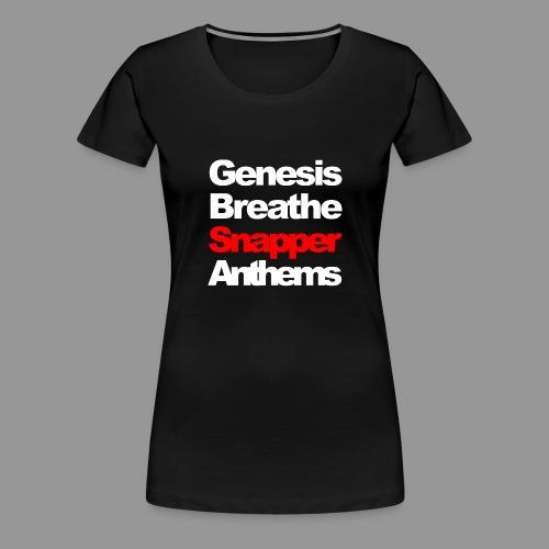 Quartet - Women's Premium T-Shirt