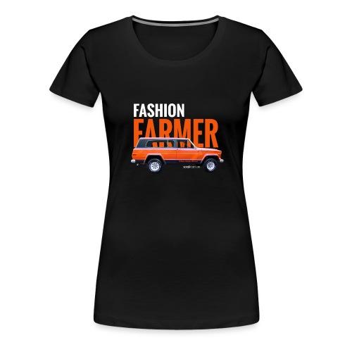 Fashion farmer* - T-shirt Premium Femme