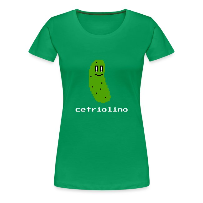 8-bit Pickle (Dark T-Shirt)