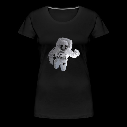 Astronaut Nr. 2 - Women's Premium T-Shirt