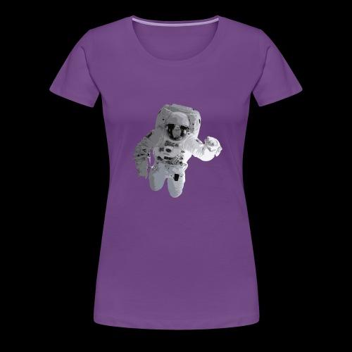 Astronaut No. 2 - Women's Premium T-Shirt