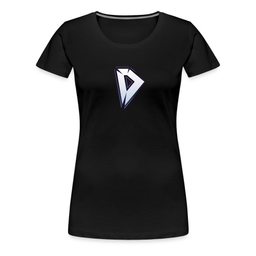 D3NNAD3N YouTube Avatar Template png - Vrouwen Premium T-shirt