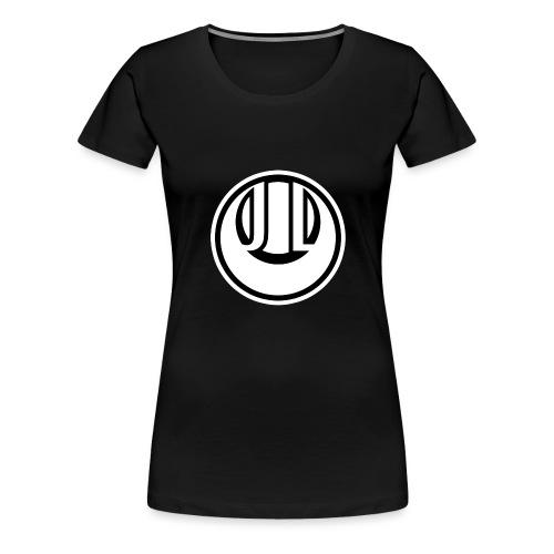 JADE LUNE MONOCHROME - Women's Premium T-Shirt