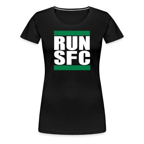 run sfc 2 png - Frauen Premium T-Shirt