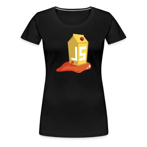 OWASP Juice Shop - Frauen Premium T-Shirt