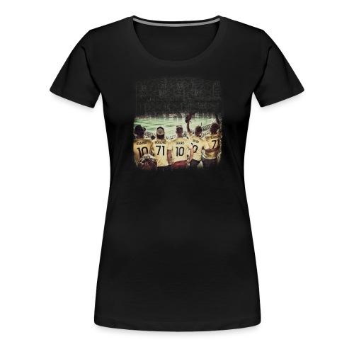 Marmen2 - Premium-T-shirt dam