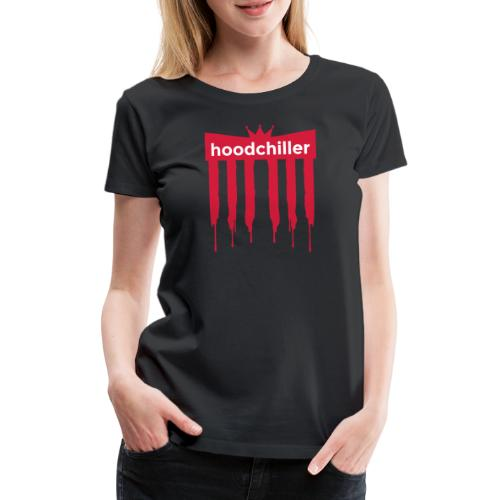 The Gate Hood Chiller Berlin - Frauen Premium T-Shirt