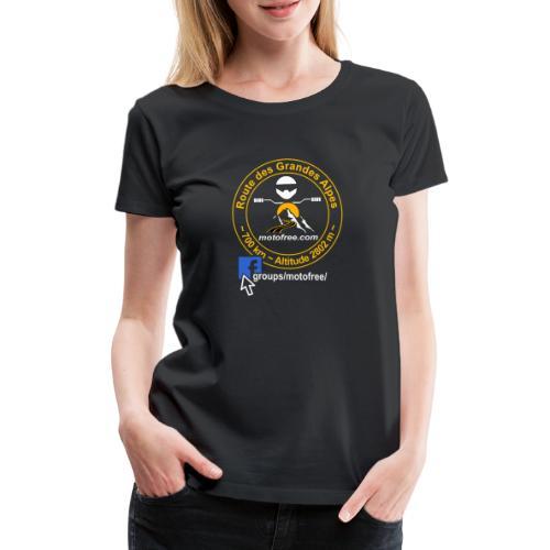 ECUSSON FB - T-shirt Premium Femme