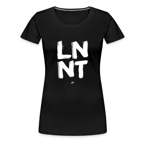 Brush LnnT - Vrouwen Premium T-shirt