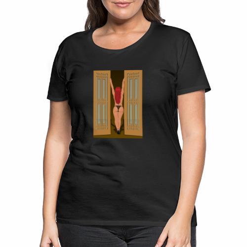 Frau - Frauen Premium T-Shirt