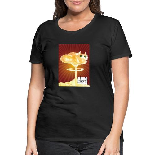 Atoompoes - Vrouwen Premium T-shirt