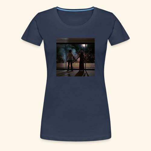 Mum look at me, I'm really okay. - T-shirt Premium Femme