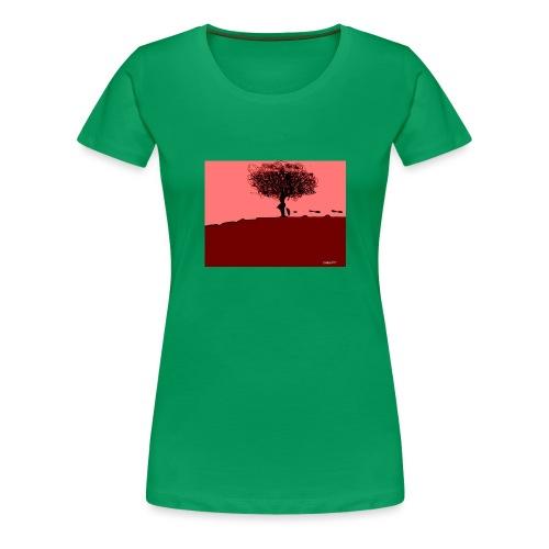 albero_0001-jpg - Maglietta Premium da donna