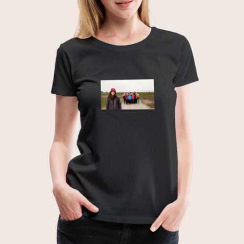 Forrest Gump jpg - Frauen Premium T-Shirt