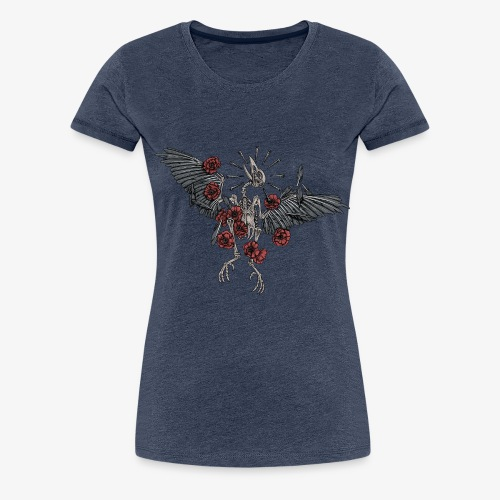Decay Of Disregard - Women's Premium T-Shirt