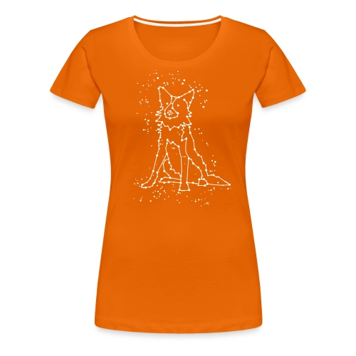 Constellation - T-shirt Premium Femme