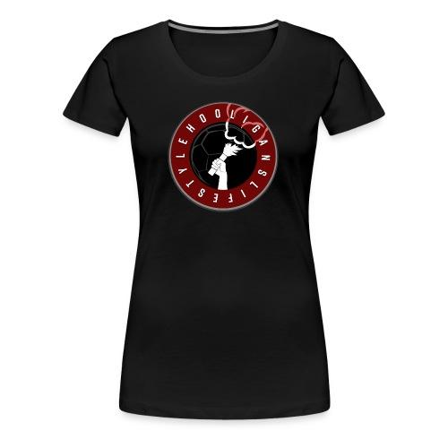 HLS Logo - Vrouwen Premium T-shirt