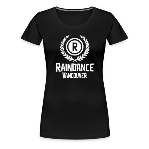 rd-vancouver-logo-vertica - Women's Premium T-Shirt