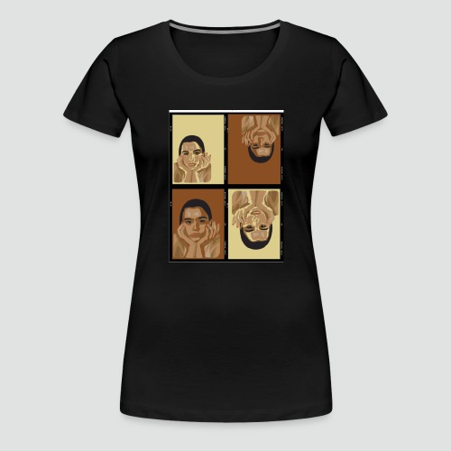 Fashion - Frauen Premium T-Shirt