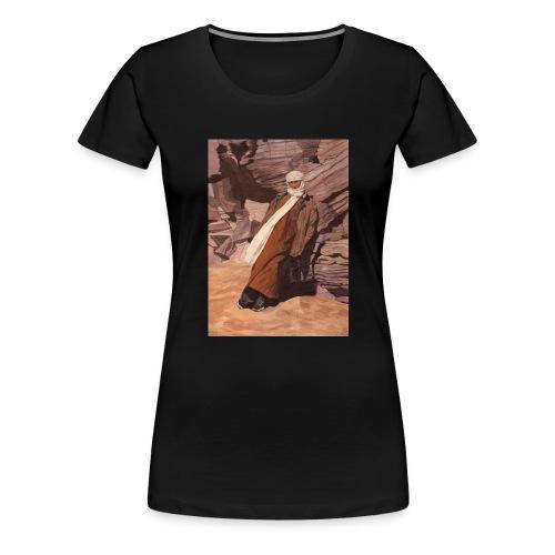 Berbero nel deserto - Maglietta Premium da donna