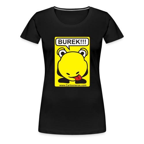 Burek - Frauen Premium T-Shirt